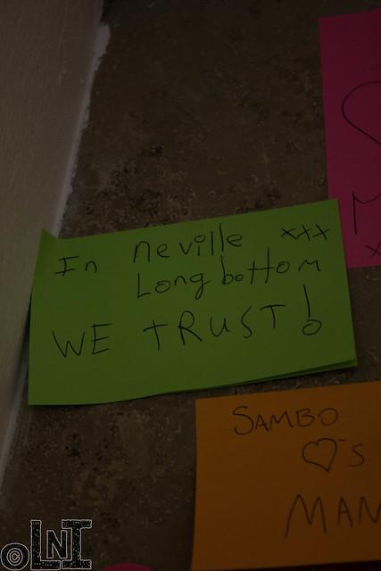 In Neville we Trust