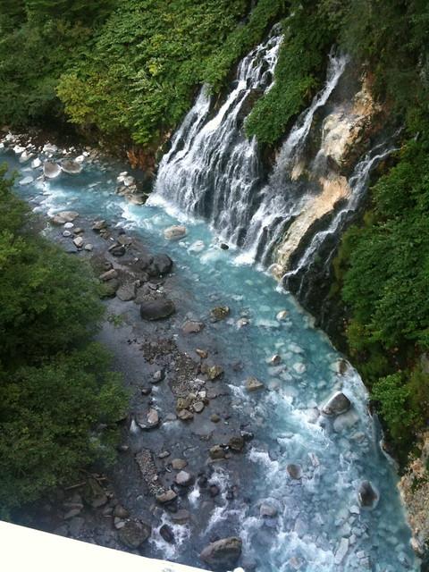 白鬚の滝①