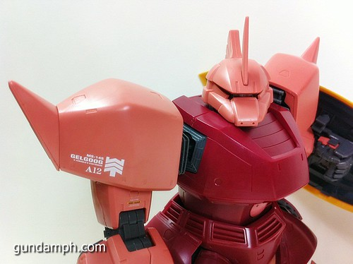 MG Char Aznable's Gelgoog (63)