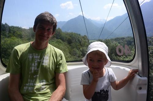 Slowenien: Bovec - Kanin