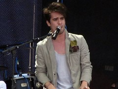 Panic! at the disco live at Frequency Festival