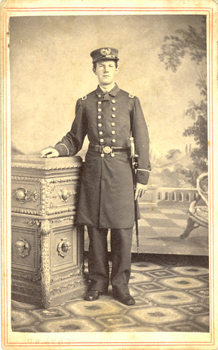 Unidentified Civil War Sailor