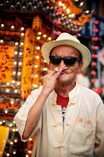 Ghost Festival in Taiwan 2011