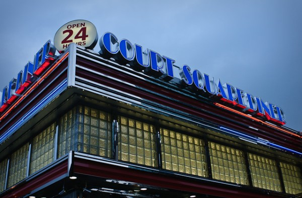 221/365 - Court Square Diner, Long Island City.