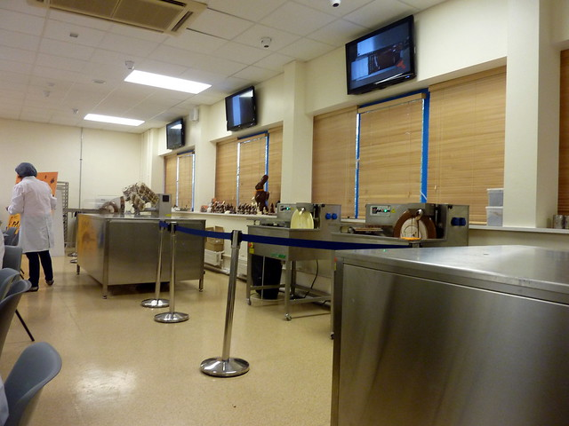 Butlers Chocolate Factory Experience