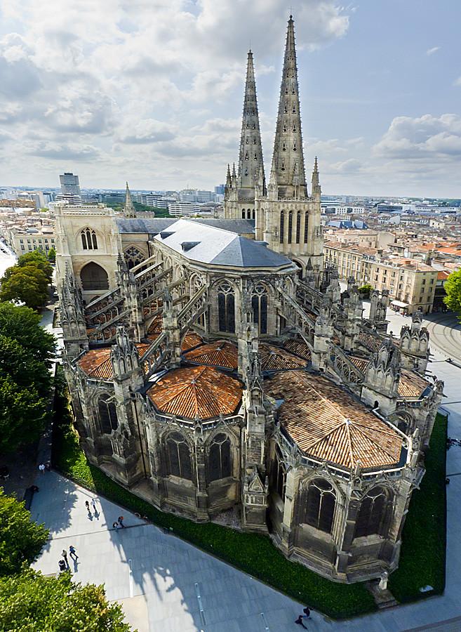 Resultado de imagen de catedral de burdeos