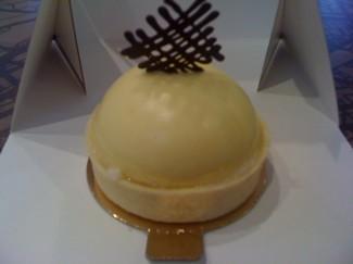 Faubourg lemon tart