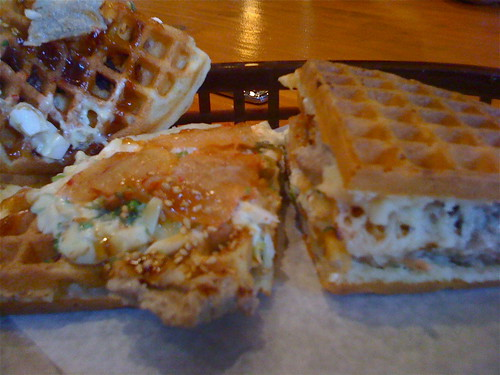Bulgogi Waffle Sando