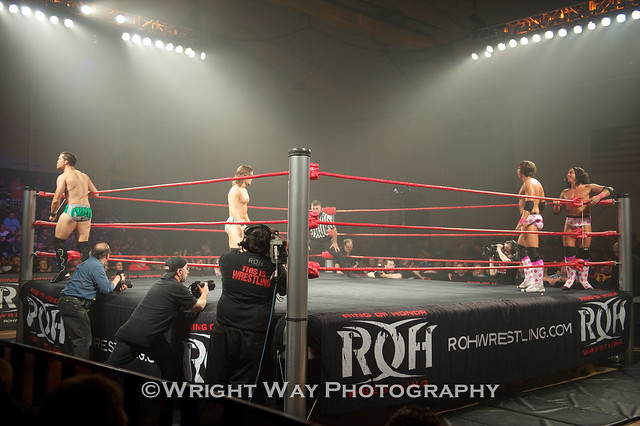 Ring of Honor TV-48