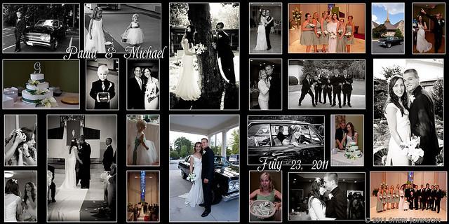 Paula & Michael's Wedding Day