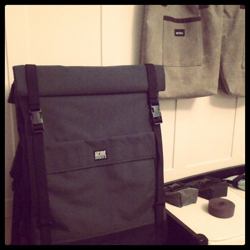 Charcoal Rolltop by Archive Victor