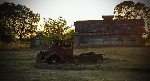 Day 227 :: 365 … Farm Truck by Echo9er