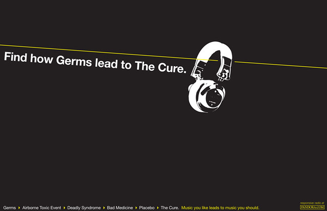 pandora germs to the cure