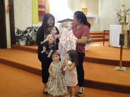 Iris' Baptism