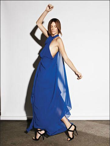 CZ_Diaphanous Gown