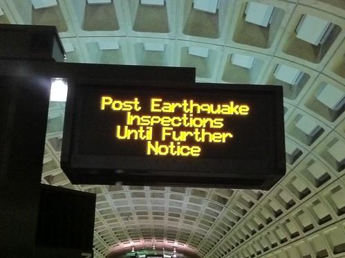 Metro Quake Alert