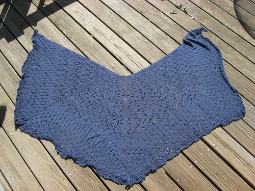 2806 Mystery Shawl (unblocked)