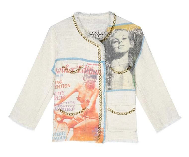 Another Edition x Hysteric Glamour