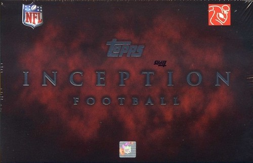 2011 Topps Inception box