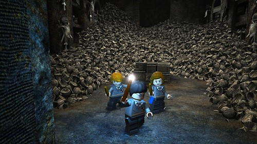 LEGO Harry Potter: Years 5-7 Screen