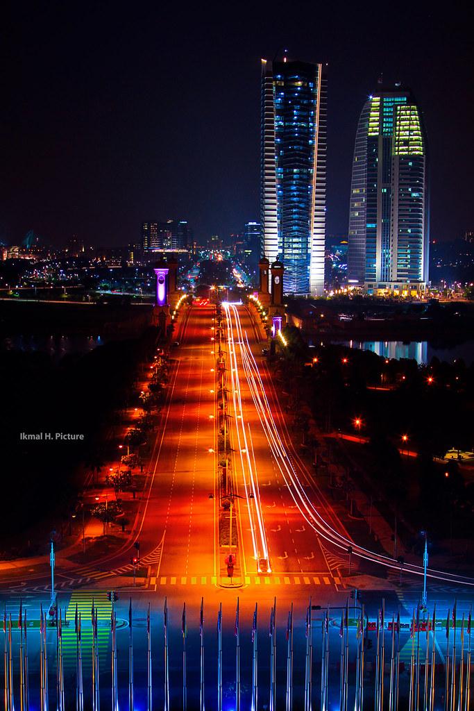 Jambatan Seri Gemilang, Putrajaya