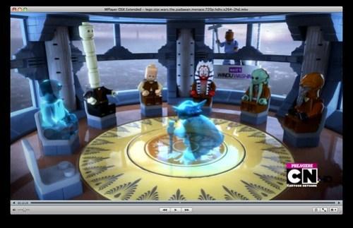 Jedi Council - LEGO Star Wars: The Padawan Menace