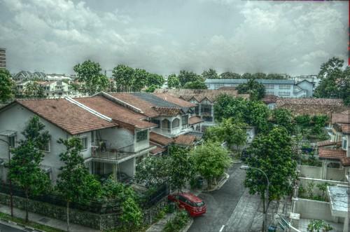 Neighbourhood by Shifting sands
