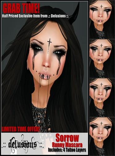 GRAB TIME _ Sorrow Runny Mascara