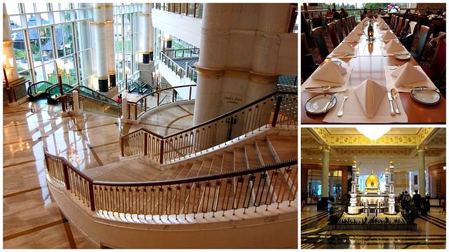 Atrium, Empire Hotel & Country Club