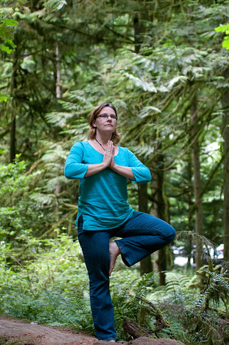 Forest Yoga by djking