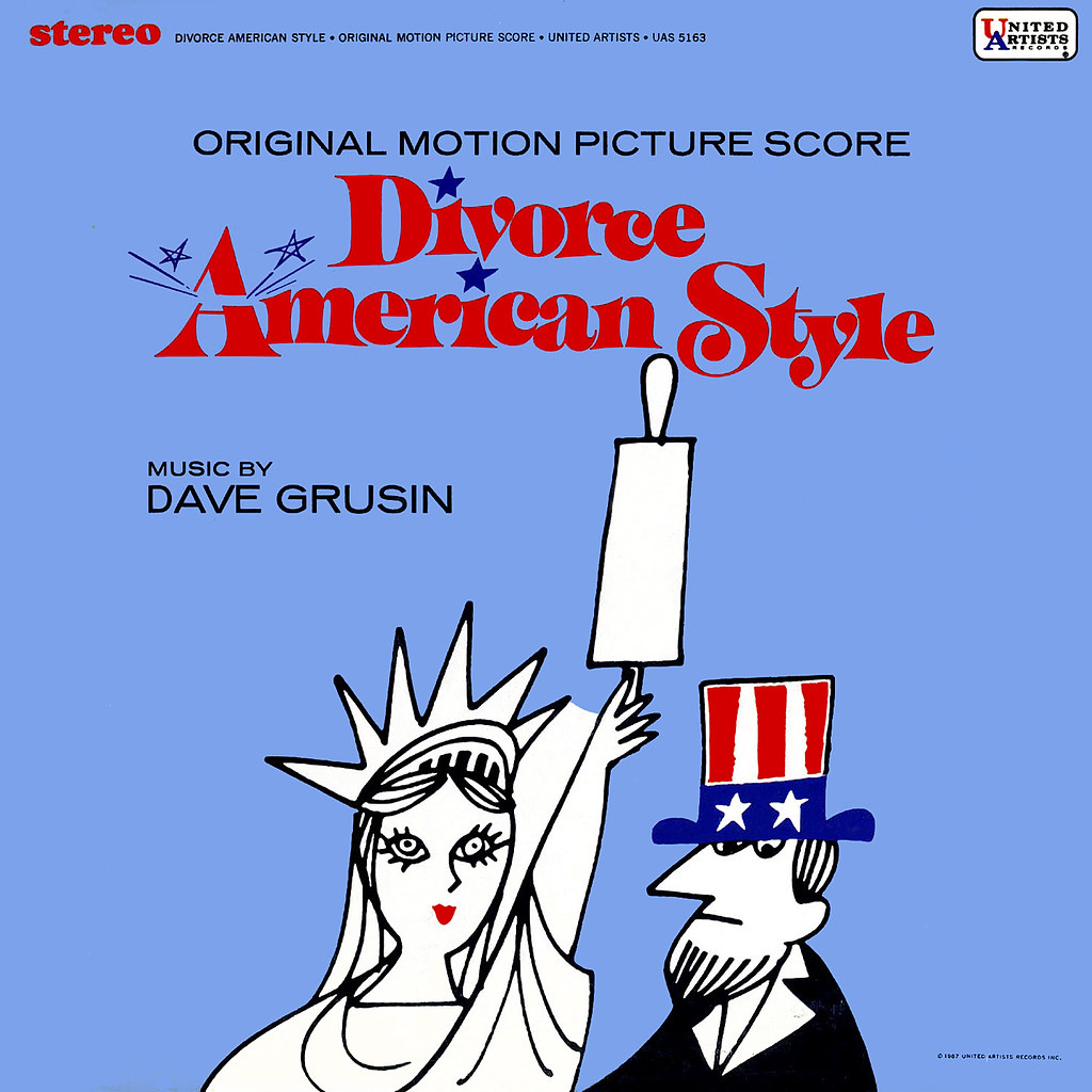 Dave Grusin - Divorce American Style