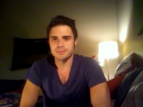 Kris Allen sophomore album update screen capture picture 5