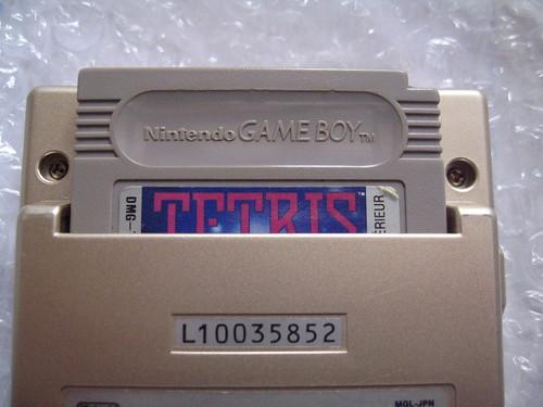 Game Boy Light - Tetris
