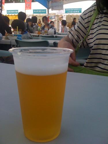 名古屋めし 濱匠(名古屋市)/飛騨高山ビール(ペールエール)