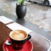 Coffee in the Rain