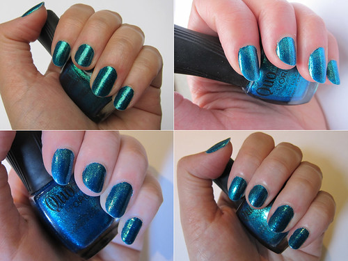 Quo by Orly in Turquoise Sky