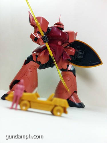 MG Char Aznable's Gelgoog (65)