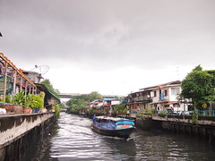 Khlong Saen Saep Boat