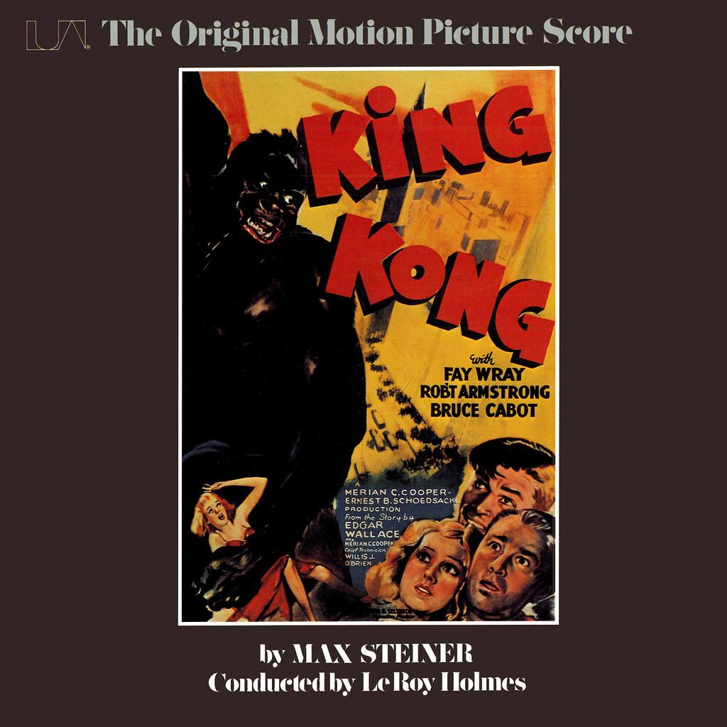 Max Steiner - King Kong