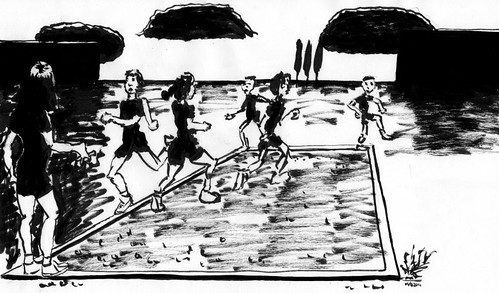 Petanque running