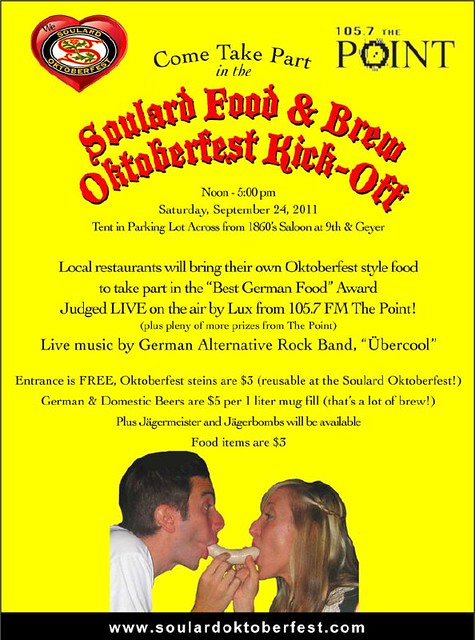 Food & Brew 9-24-11