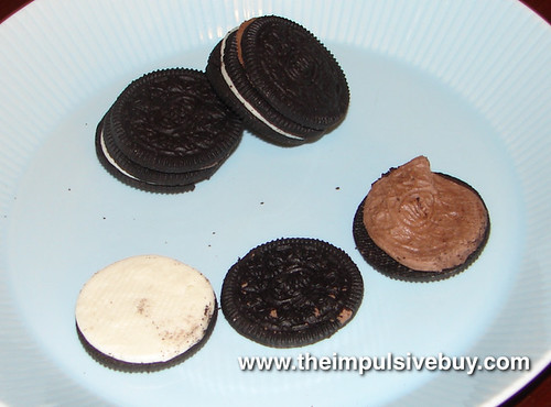Nabisco Triple Double Oreo Innards