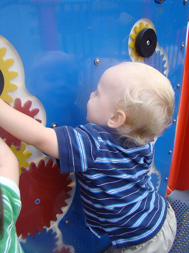 Henry Plays With Gears