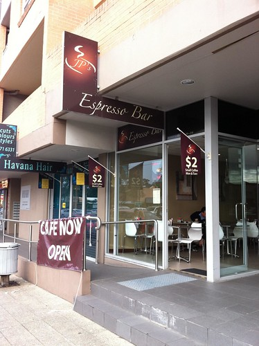 espresso bar, revesby
