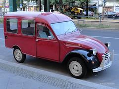 Autoerotik: Citroën