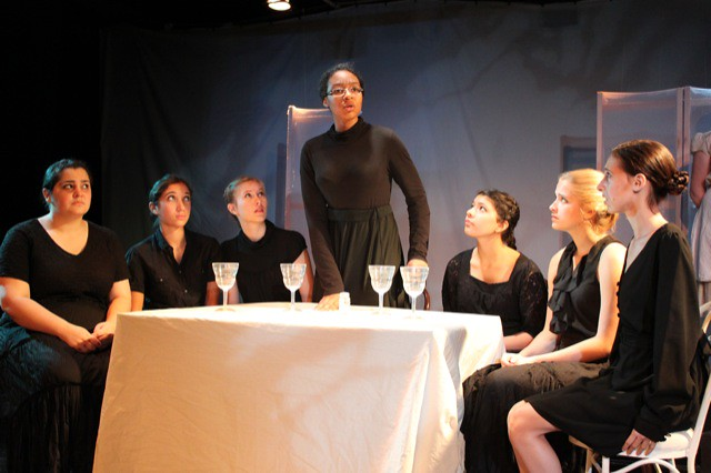 House of Bernarda Alba - Summer 2011