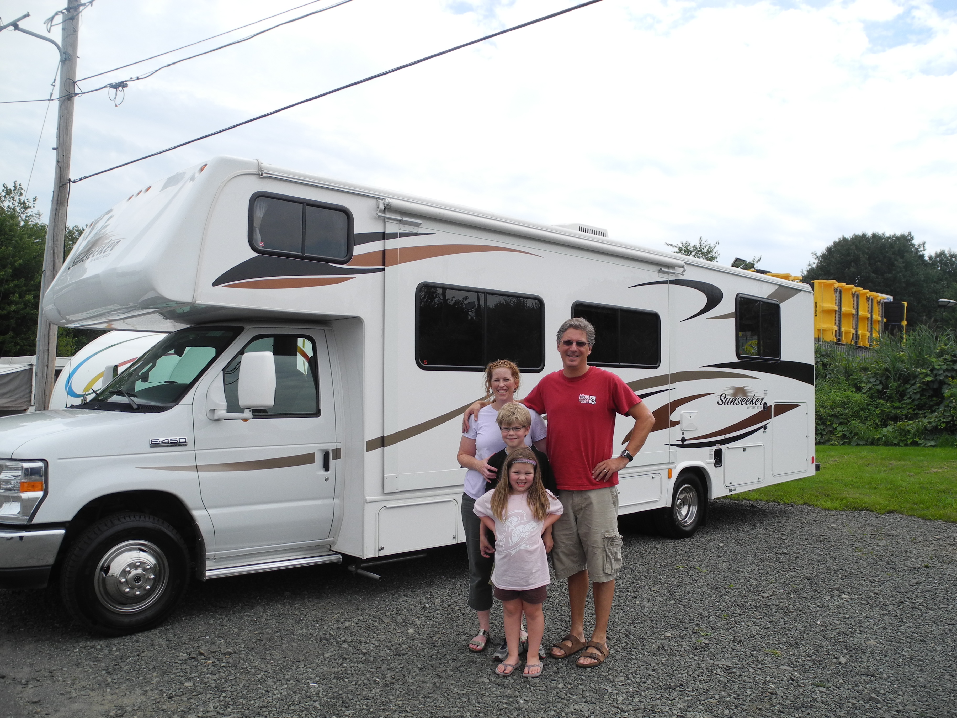 Assisted Living RV Park