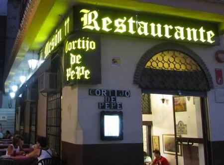 Cortijo de Pepe a Malaga: dove mangiare ottime tapas low cost