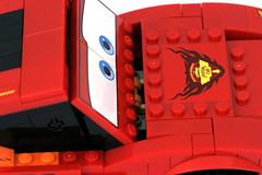 8484 Ultimate Build Lightning Mcqueen - 11