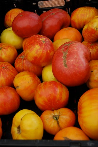 Agora Farms Heirloom Tomatoes